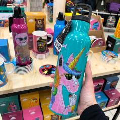 Borraccia Mulga Unicorno 600ml